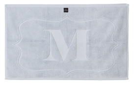 BATH MAT, BK ORIENTAL, Dirty Blue